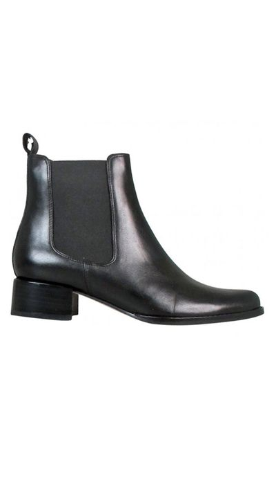 <p>The ankle boot</p>