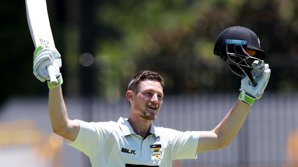 WA's Bancroft has one foot in Ashes door