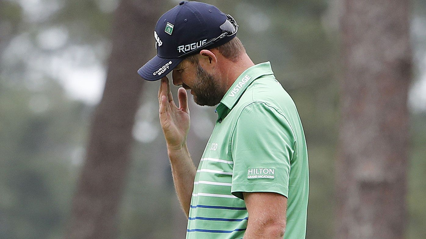 Australians fade on day three at the Masters as Patrick Reed takes control