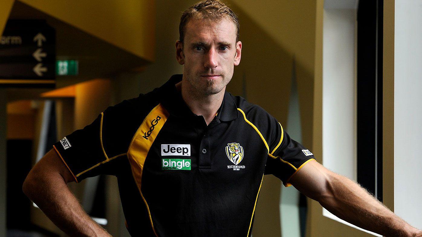Richmond 'deeply saddened' by tragic death of 'warrior' Shane Tuck aged 38
