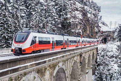 Austrian Nightjet sleeper trains -- Linking Germany, Austria, Switzerland and Italy