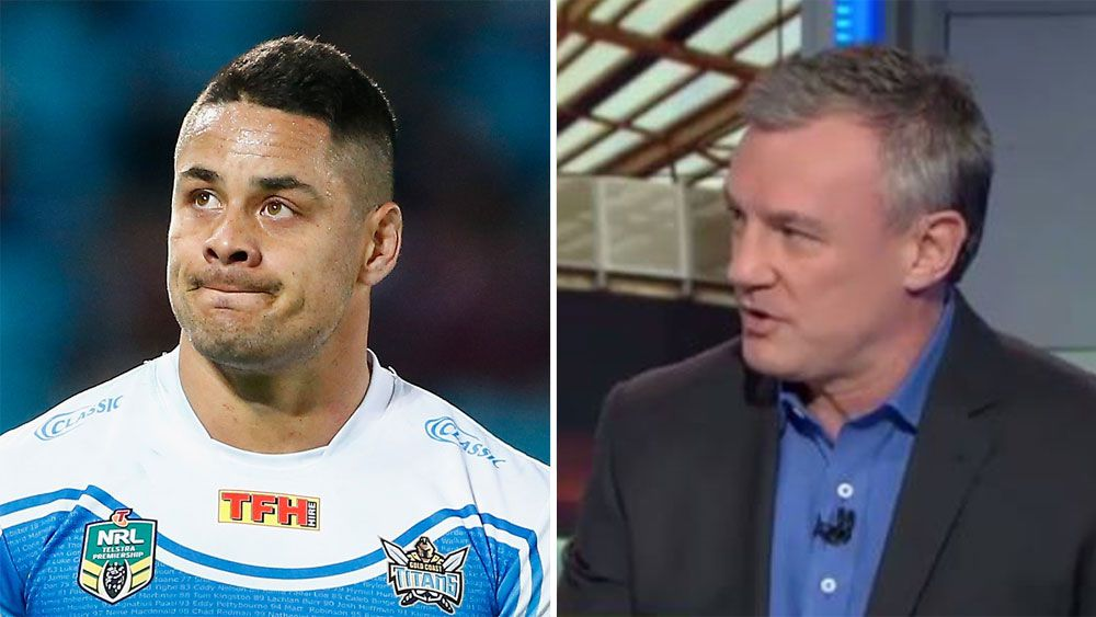 Journalist Paul Kent denies Jarryd Hayne's claims of leaks from sacked Gold Coast coach Neil Henry