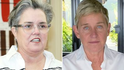 Ellen DeGeneres, Rosie O'Donnell