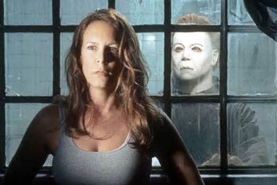 Jamie Lee Curtis stars in this aptly titled film about a psychopathic man who escapes from a mental institution and commits to wreaking havoc every year at Halloween. The original version directed by horror-god John Carpenter is a classic! But if you're into more of a modern twist, tune into Rob Zombie's 2007 remake.