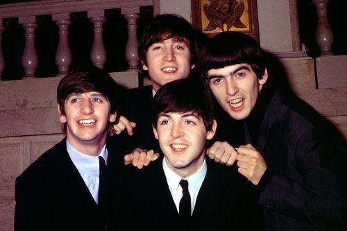 The Beatles, Ringo Starr, John Lennon, Paul McCartney, George Harrison