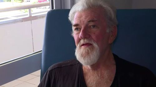 Richard Vernon, 72, will need to remain in hospital for six weeks.