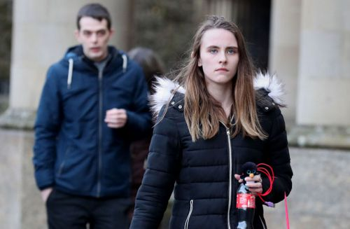 Teenager accused of killing Scottish child 'sent laughing emojis' after she went missing