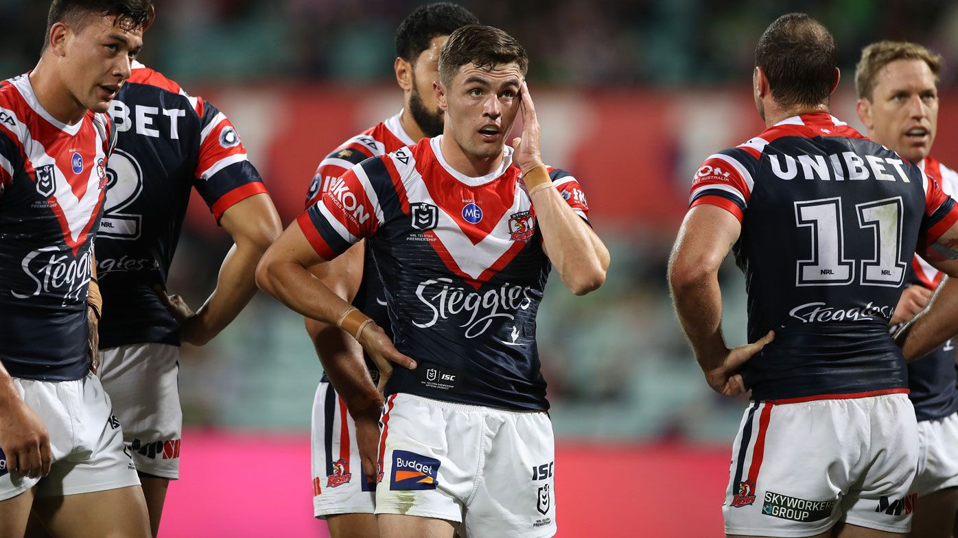 EXCLUSIVE: Paul Gallen slams Flanagan vs Cronk scapegoating as Roosters run ends