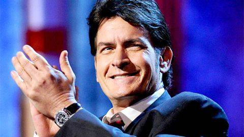 "Charlie Sheen admits tiger blood was ""silly"""