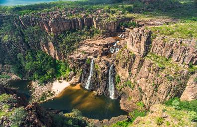 Twin Fall, Kakadu National Park, Northern Territory