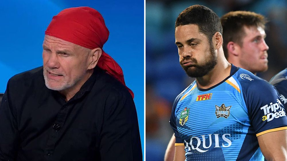 Gold Coast Titans playmaker Jarryd Hayne being paid for 2009 form not current ability: Peter FitzSimons