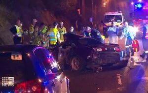 Teen dies in horror Hurstville crash