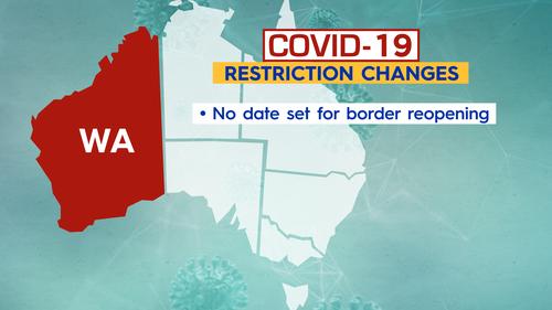 WA restriction changes