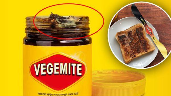Vegemite launch Vege-knife