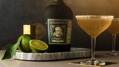 <strong>Diplomático Reserva Exclusiva's Sidecar</strong>