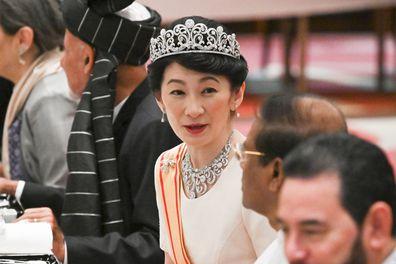 Royal tiaras Japan