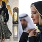 Ivanka Trump faces backlash for wearing a hijab