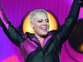 Pink reflects on ups and downs of Australian tour in touching tweet