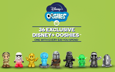 Woolworths has run out of Ooshies everywhere except Victoria.