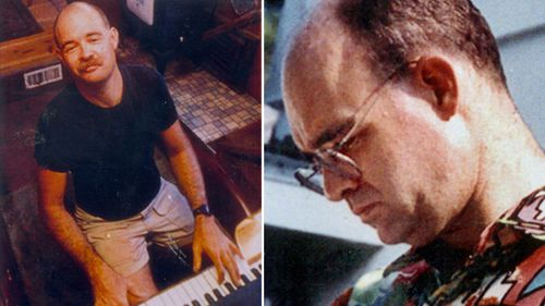 The former keyboardist for John Mellencamp was the first child pornography suspect put on the FBI's Most Wanted list.