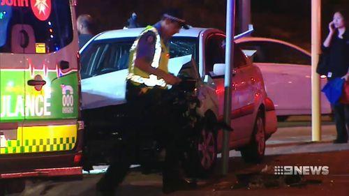 Chris Yarran Perth rampage crime spree