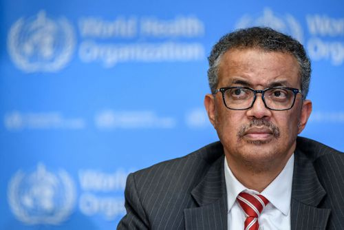 The head of the World Health Organization on Wednesday defended the organization's response to the coronavirus pandemic, at one point directly responding to criticisms leveled by President Donald Trump