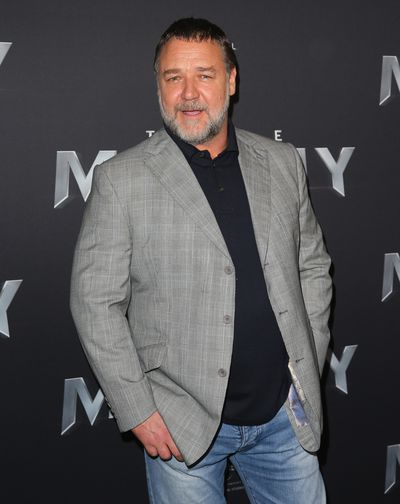 <strong>3: Russell Crowe, Sydney</strong>