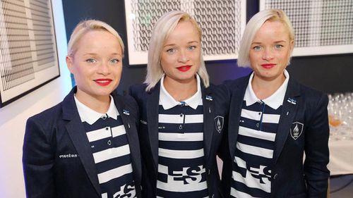 Estonian triplets heading to 2016 Rio Olympics together
