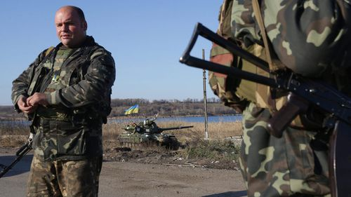 Kiev and rebels swap hundreds of prisoners