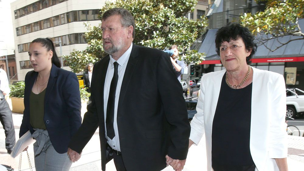 Hughes' dad mutters 'lying' as CA physio gives evidence