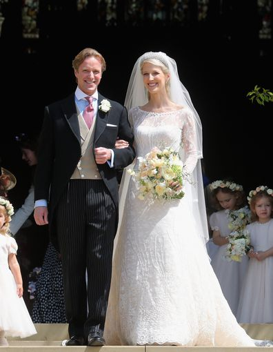 The Most Beautiful Royal Wedding Dresses Of All Time Including Princess Beatrice Meghan Markle Kate Middleton 9style