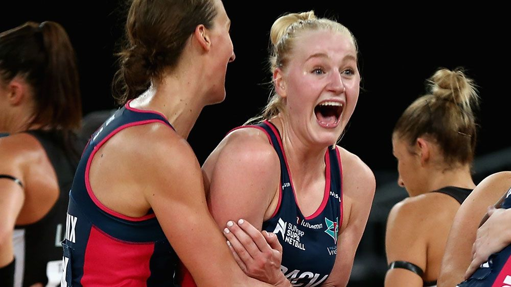 Collingwood downed in Super Netball