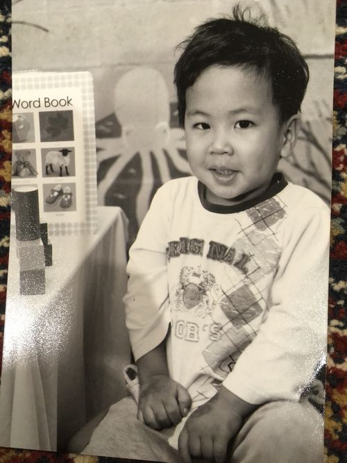 By the time he was three, Josiah had lived in four different foster homes. Picture: Supplied