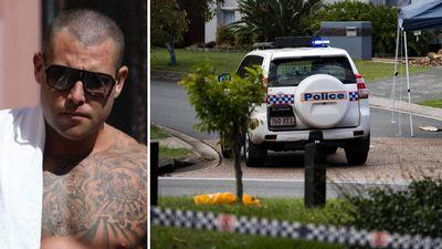 Man shot dead by police was violent ex-bikie