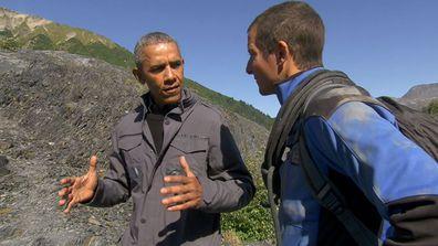 Running Wild with Bear Grylls Barack Obama