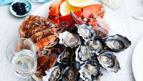 A study has linked seafood consumption with higher rates of sex and increased chances of pregnancy.