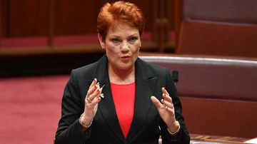 One Nation Pauline Hanson questions if the ABC salaries are in line with community expectations.