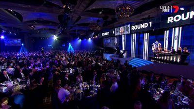 AFL Brownlow Medal 2017: Richmond Tigers star Dustin Martin wins 'Charlie'