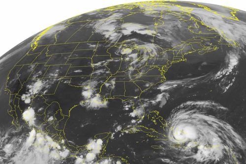 According to a study published in the journal Geophysical Research Letters, scientists have discovered a real life mash-up of two feared disasters _ hurricanes and earthquakes _ called stormquakes. Its a shaking of the sea floor during a hurricane or noreaster that rumbles like a magnitude 3.5 earthquake.