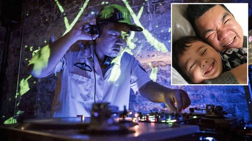 """Nguyen was a loving father and a """"music legend"""" who had played at all of Sydney's top nightclubs for decades."""