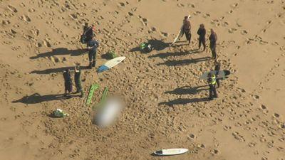 Man drowns at Mornington Peninsula beach