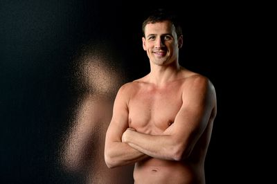 <strong>Ryan Lochte, swimmer</strong>