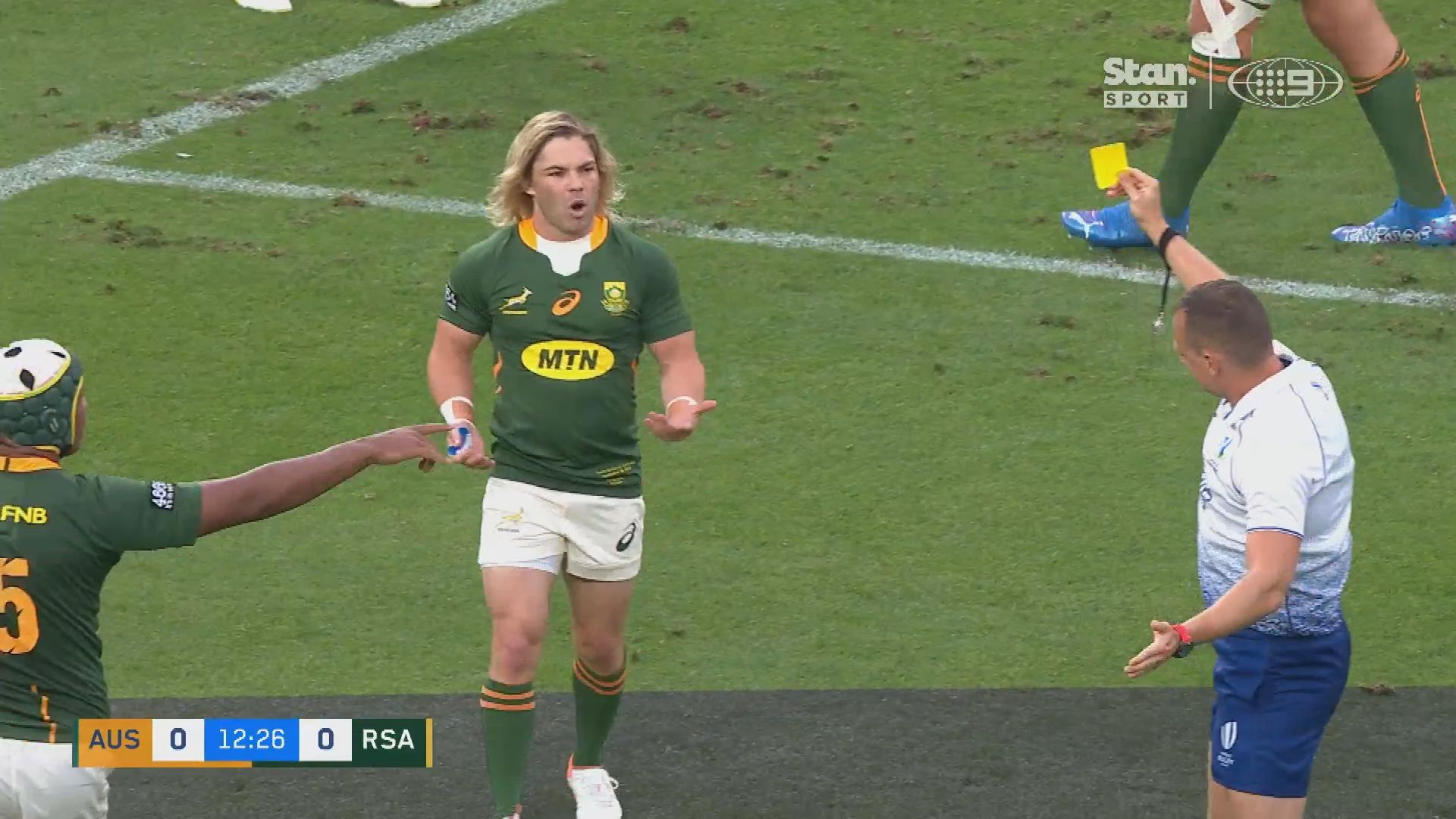 Rugby Championship: Springboks lean on experience for historic 100th Test against All Blacks