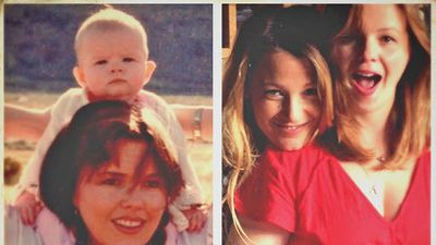Blake Lively cradles Amber Tamblyn's baby bump - plus more Instagram bub debuts!