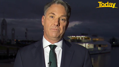 Richard Marles launched a scathing assessment of the vaccine rollout, saying it's in 'disarray'.