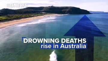 Increase in drownings in Australia