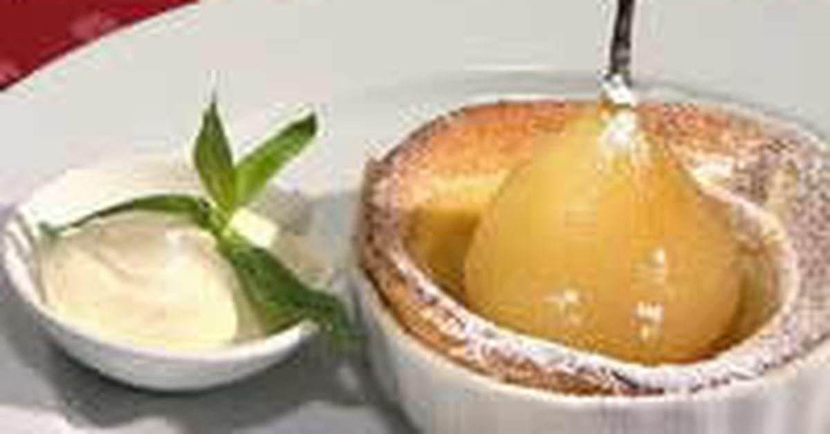 Pear Vanilla Pudding Sean Connolly Astral Star City 9kitchen