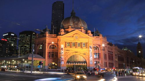 IN PICTURES: Inside Melbourne's crumbling Flinders Street Station (Gallery)