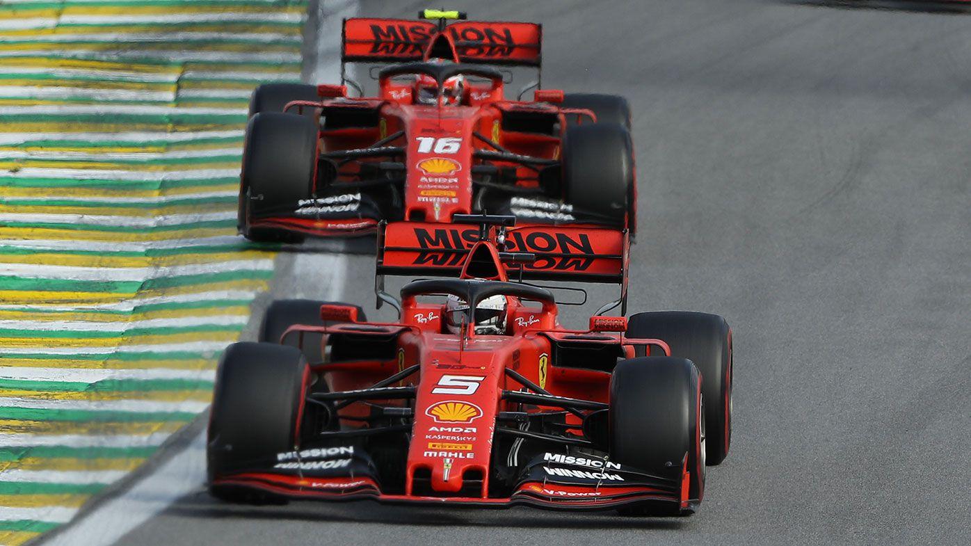 Ferrari boss reveals Vettel-Leclerc 'embarrassments'