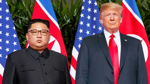 Donald Trump and Kim Jong Un will meet next week.